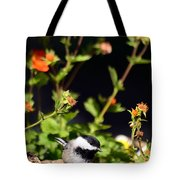 Do You Have Any Flowers That Lived Tote Bag by Lori Tambakis