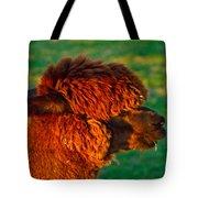 Do You Like My New Haircut Alpaca Tote Bag