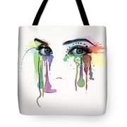Do You Really Want To Hurt Me Tote Bag