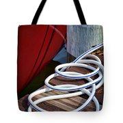 Dock Details Tote Bag