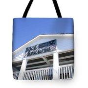 Dock House Restaurant Tote Bag