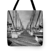 Dock Life Tote Bag