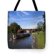 Docking Tote Bag