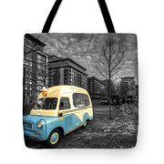 Docklands Ice Cream  Tote Bag