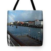 Dockside Rainbow  Tote Bag