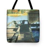 Docktime Tote Bag