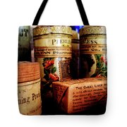 Doctor - Liver Pills In General Store Tote Bag