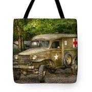 Doctor - Mash Unit  Tote Bag