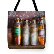Doctor - Perfume - Soap And Cologne Tote Bag