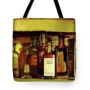 Doctor - Syrup Of Ipecac Tote Bag by Susan Savad