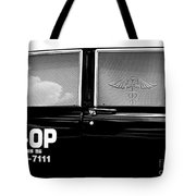 Doctor Taxi Tote Bag