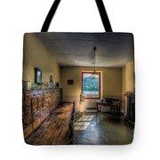 Doctors Office Tote Bag by Adrian Evans
