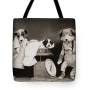 Doctors Office Tote Bag by Aged Pixel