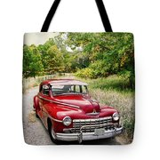 Dodge Country Tote Bag