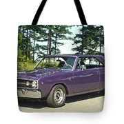 Dodge Gts- Trees Tote Bag