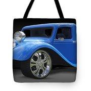 Dodge Pickup Tote Bag by Mike McGlothlen
