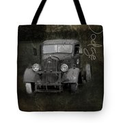 Dodge Take Life By The Horns Tote Bag