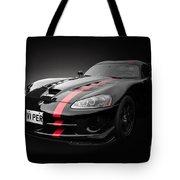 Dodge Viper Srt Tote Bag