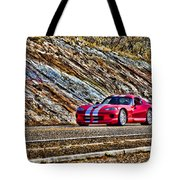Dodge Viper  V1 Tote Bag