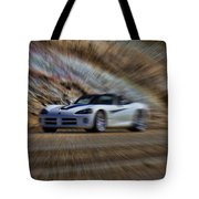 Dodge Viper V3 Tote Bag