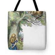 Dodgson: Alice, 1865 Tote Bag