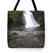 Dog Creek Falls Tote Bag
