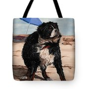 Dog Days Of Summer V2 Tote Bag