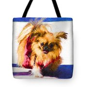 Dog Daze 3 Tote Bag