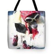 Dog Daze 8 Tote Bag