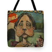 Dog Faced Boy Poster Tote Bag