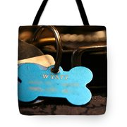 Dog Id Tote Bag