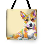 Dog Jerry Tote Bag