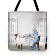 Dog Mania, Plate 106 From Le Bon Genre Tote Bag by French School