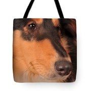 Dog Portrait Tote Bag