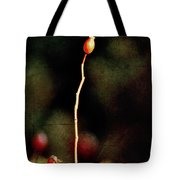 Dog Rose Tote Bag