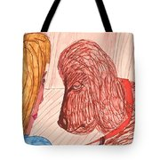 Dog Training Class Tote Bag