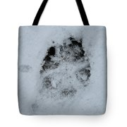Dog Was Here Tote Bag