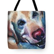 Doggie Breath Tote Bag