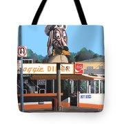 Doggie Diner 1986 Tote Bag