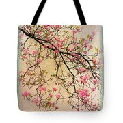 Dogwood Canvas 3 Tote Bag