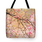 Dogwood  Canvas Tote Bag