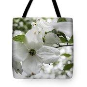 Dogwood Floret Tote Bag