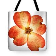 Dogwood Flower Tote Bag
