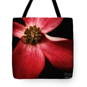 Dogwood Macro Tote Bag