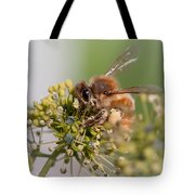 Doing The Work Of God Tote Bag