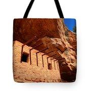 Doll House Anasazi Ruin Tote Bag