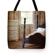 Dollhouse Bedroom Tote Bag