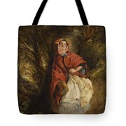 Dolly Vardon Tote Bag