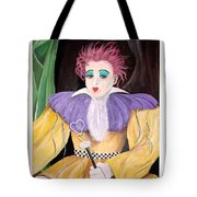Dollydoll Of Hearts Tote Bag