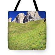 Dolomites - Grohmann Peak Tote Bag